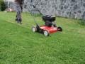 Вертикулиране на тревни площи